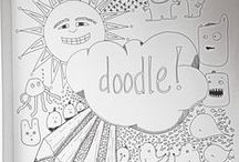 living the doodle / our world - doodled