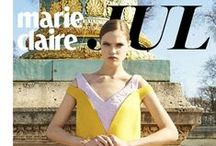 Marie Claire magazine / Pretty, Play, Inspire & Flop each month in Marie Claire