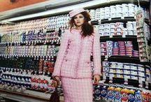 Elle magazine / Pretty, Play, Inspire & Flop each month in Elle