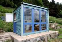 Shipping Container Home / by Jenna Taylor