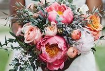 Wedding Bouquets + Bouts