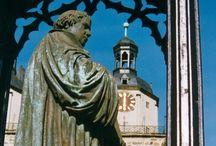 Wittenberg / #lutheranpastorboyfriend #futurelutheranteacher #wekindahavetogo / by Clara Jean