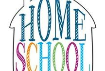 Homeschool Activities for Preschoolers and Kindergarteners / Ideas and activities for homeschooling preschoolers and kindergarteners.