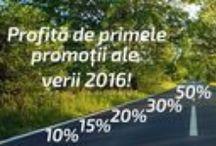 Promotii / Fii pe faza si profita de promotiile Ro Group!
