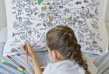 doodle pillowcases - making bedtimes fun!