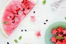 ♡ Des fruits & légumes à croquer ♡