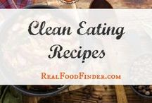 Clean Eating Recipes / Healthy clean eating recipes for a more vibrant you. #cleaneatingrecipes