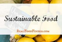 Sustainable Food / Sustainable food systems and how to grow sustainable food. #sustainablefood