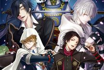 Touken Ranbu / My favourite game, anime and manga :)