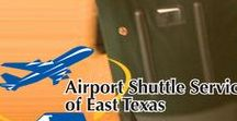 Services / Services, at Airport Shuttle Service of East Texas