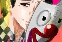 tokyo ghoul: re fanart