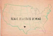 Take Me to Texas / by Jennifer