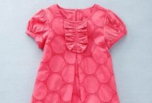 Dress Ideas / Always looking for new and different ways to make my little girls' dresses. / by Wendy Zook