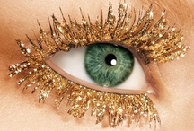 Cosmetics: Eyes / Brighten up those peepers with eyeshadow, eyeliner, mascara and more! / by Heather Smith