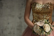Dressing Up / Dresses I think are beautiful. / by Heather Smith