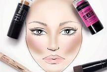 make up <3 / by Lou Morales