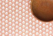 Momo Peach / by Umbrella Prints