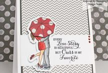 Wedding & Anniversaries Ideas / by Inspired by Stamping