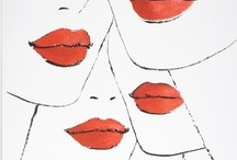 Cosmetics: Lips / Everything for your pout! / by Heather Smith