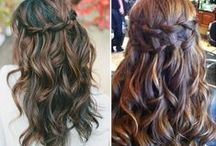 Hair / by Serena Clark