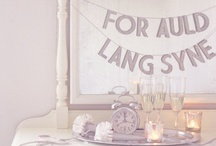 Holidays: Auld Lang Syne / by Heather Smith