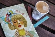 Coffee Break / Things we enjoy on our coffee break (or would like to.)