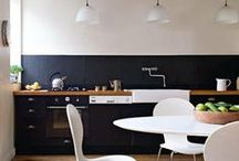 : KITCHENS : / i want to cook in a beautiful space.