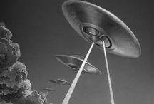 Sci Fi Extravaganza  / by Anna Katherine