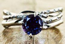 Rings I Like / by Serena Clark