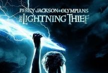 Percy Jackson and the Olympians & Heroes of Olympus  / by Serena Clark
