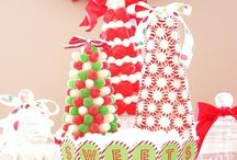 Holiday decor / by Stephanie Phillips