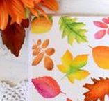 Fall & Thanksgiving Ideas