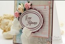 Love / by Inspired by Stamping