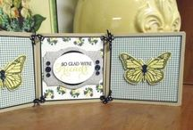 Home Decor / by Inspired by Stamping