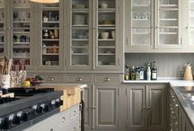 All things kitchen / Kitchens.......the heart of the home.