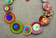 Button jewellery