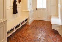 Mud room inspiration / All things mudroom.......every home should have one!