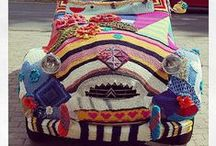 Yarn bombing! / Best and most outrageous yarn bombing projects ever