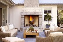 Fireplaces / There is nothing more homely and cosy that's a good fire place and fire.