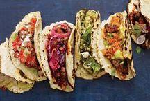 *hostess - taco night / by Summer Abbas