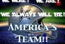 ***AMERICA'S  TEAM*** / NFL, American Football, DALLAS COWBOYS! Game Day food, Tailgating, Football Fasion, Dallas Cowboys Cheerleaders, Super Bowl Sunday!  / by Lori Mullens-Kelly