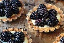 Tarts & Pastries / by Serena Clark