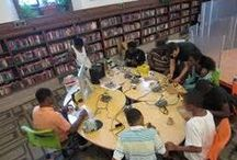 Library: Maker Spaces