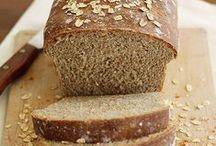 Bread / by Serena Clark