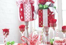 Jingle and Mingle Christmas Party / by April Walker Nunn