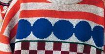 Modern Fair Isle / Fair Isle Knitting, Colors, modern patterns for knitting,
