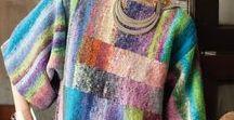 Noro Love / Eisaku Noro, Yarn from Japan, Colors, modern knitting, knitting