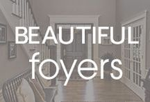 Beautiful Foyers