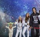 Star Wars Matching Family Onesies / Holiday Season Fall/Winter 2017