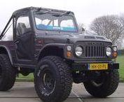 4x4 Suzuki LJ80 Offroad